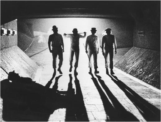 A Clockwork Orange : Analysis